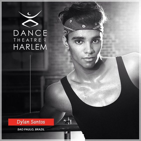 #Wearedth  Meet DTH dancer Dylan Santos! Super talented artist from Brazil, a finalist at Youth American Grand Prix in NYC, a mover, shaker and all around fabulous guy! You don't want to miss him! #newyorkcitycenter  #DanceTheatreofHarlem  http://bit.ly/1