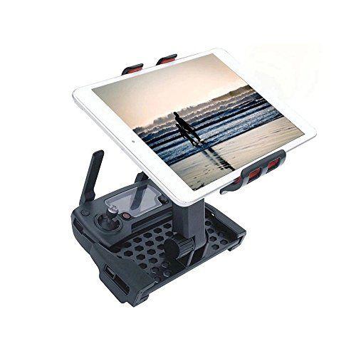 "Spark Drone Updated 4-12/"" Tablet Phone Mount Holder Bracket for DJI Mavic Pro"