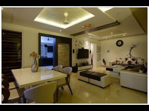 3 Bhk Flat Interiors For Mr Sanjay Agarwal At Royal Grandeur Aundh Pune Kams Designer Zone Youtube Flat Interior Interior Design Residential Interior