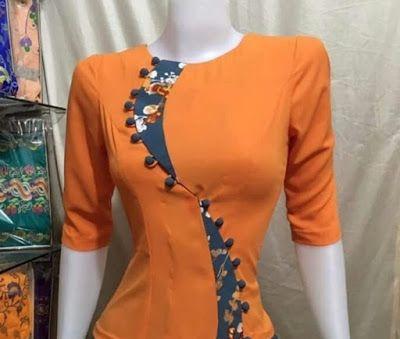 30 Stylish Potli Button Neck Designs For Kurtis And Salwar Suits In 2020 Salwar Neck Designs Kurti Neck Designs Kurta Neck Design