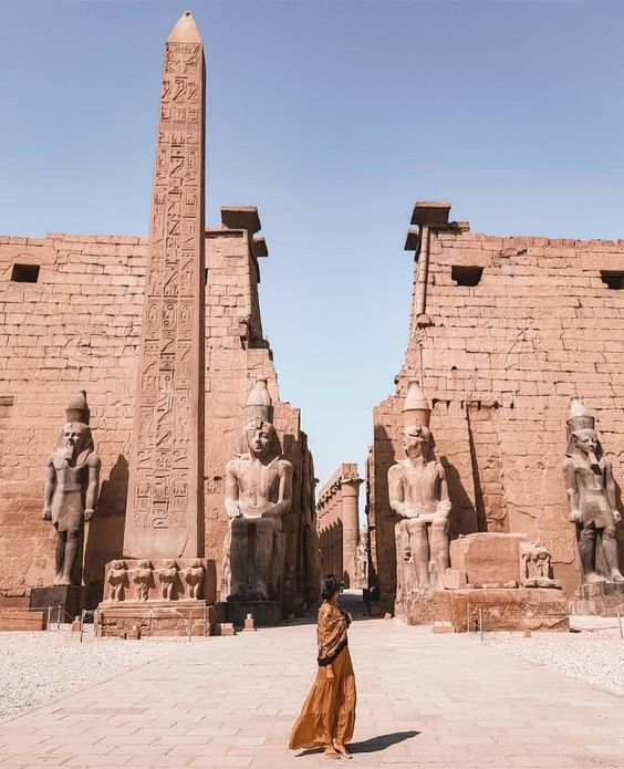 Being a travel lover is such an amazing thing so don't miss our incomparable chance to visit the best archaeological sites in upper Egypt with our Luxor day trip from Hurghada. Get delighted through witnessing the ancient Egyptian temples of Queen Hatshepsut, Karnak temple, Colossi of Memnon & Valley of the Kings and all of that will be with a very affordable price. Go ahead and book now #Egypt #EgyptToursPortal #LuxorDayTrip #HurghadaToLuxor #HurghadaExcursions