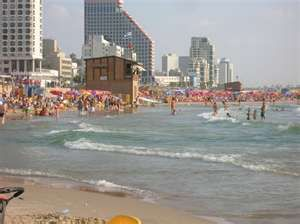 Tel Aviv (Israel) is a vibrant city in its own right with a phenomenonal beach and Bauhaus influence in the architecture.
