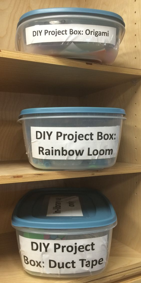 DIY Project Boxes-- Passive Maker Programming: