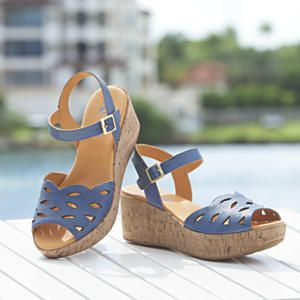 Korks Jonelle Platform from Midnight Velvet® | LG550559