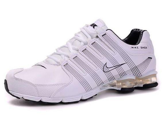 premium selection 62f1c f4fa4 Chaussures Nike Shox R4 Blanc  Noir  nike 12202  - €49.95   Nike Chaussure