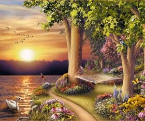 most  beautiful  nature  paintings  Google Search Vol 1