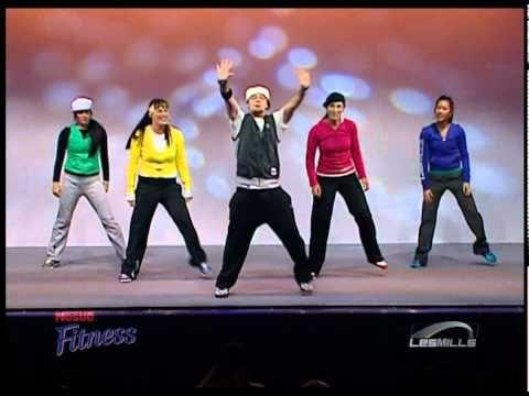 YouTube les mills danse exercice vidéo