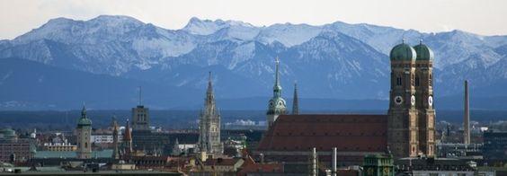 Traumpfad München Venedig, zu Fuß über die Alpen