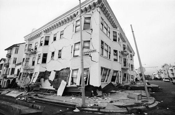 San Francisco, 1989.