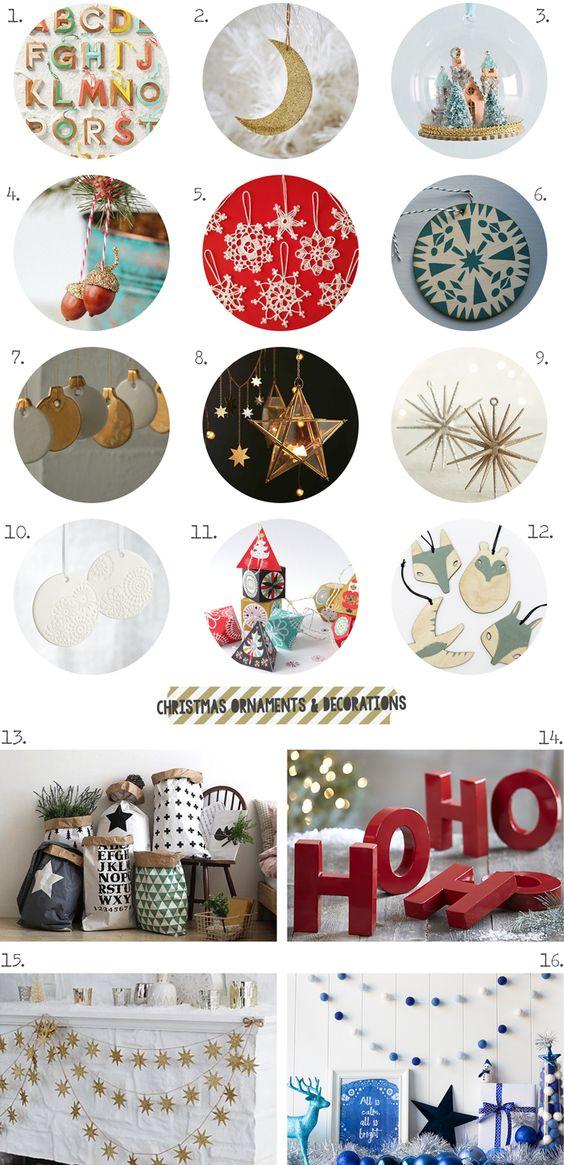 La Lilú: Christmas Ornaments & Decorations. #decor #crhistmasdecor #ornaments #chirstmas #navidad #adornosnavideños #holidays #winter #fall