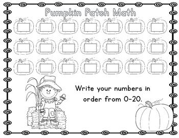 math worksheet : pumpkin patches math centers and math on pinterest : Pumpkin Math Worksheets Kindergarten
