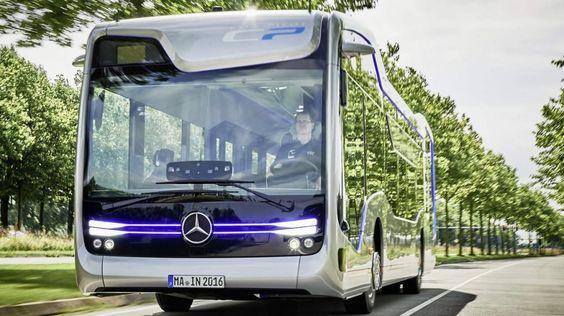 Mercedes Inteligent Bus