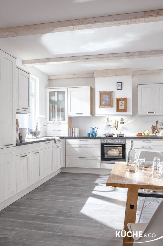 Kuche L Form Landhauskuche In Skandic Oak Kuche L Form Moderne Weisse Kuchen Landhauskuche