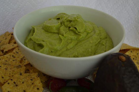 Chef Dopp's Cookbook: Guacatillo (Tomatillo Avocado Salsa)