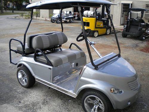 Pt Cruiser Golf Cart Let 39 S Roll Pinterest Golf And