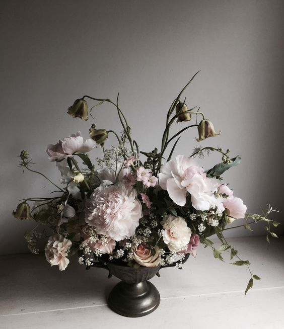 K'Mich Weddings - wedding planning - Dutch Masters Floral Designs
