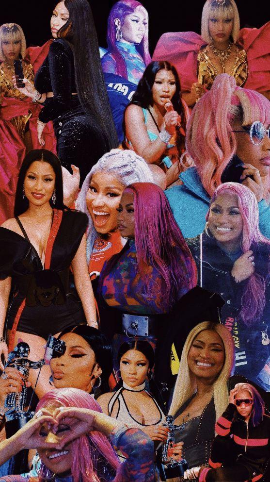 Nicki Minaj Wallpaper Collage Nicki Minaj Wallpaper Nicki Minaj Barbie Nicki Minaj Photos