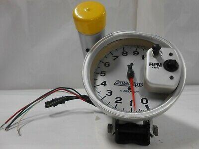 233911 Autometer TACHOMETER 5 10000RPM
