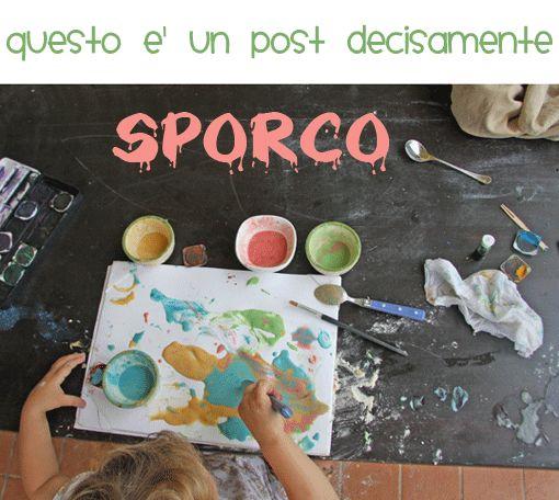 """Quandofuoripiove: pittura per bambini in 3D: la """"puffy paint"""""""