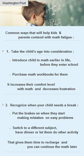#Easy #ways to help #kids & #parents contend w/ #maths #fatigue #startup #finance #cool http://arzillion.com/S/TkVVIR