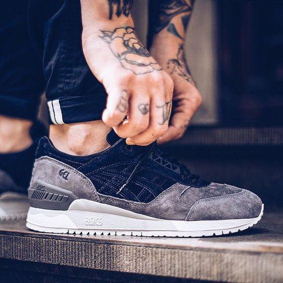 Asics Gel Respector #sneakers #sneakernews