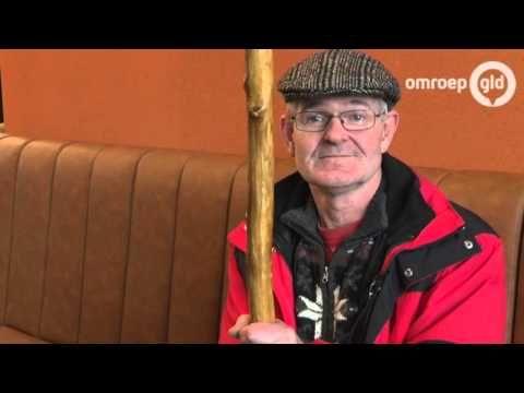 Relschopper Geldermalsen met wandelstok krijgt 60 uur taakstraf - Omroep Gelderland