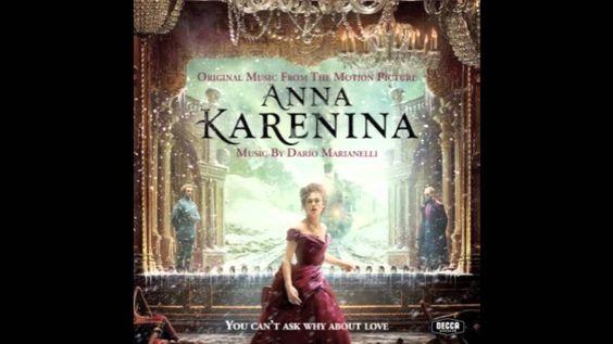 Anna Karenina Soundtrack - 18 - A Birthday Present - Dario Marianelli