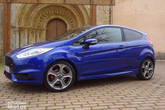 Prueba Ford Fiesta ST 1.6 Ecoboost, equipamiento, precio y conclusiones - http://www.actualidadmotor.com/2014/04/12/prueba-ford-fiesta-st-1-6-ecoboost-equipamiento-precio-y-conclusiones/