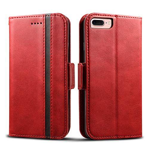 Rssviss Housse iPhone 8 Plus Etui pour iPhone 6/6s/7/8 Plus en ...