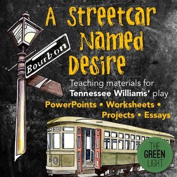 a streetcar named desire 4 essay As its title indicates, a streetcar named desire explores the destinations to which desire leads in following their respective desires, blanche and stanley end up in.