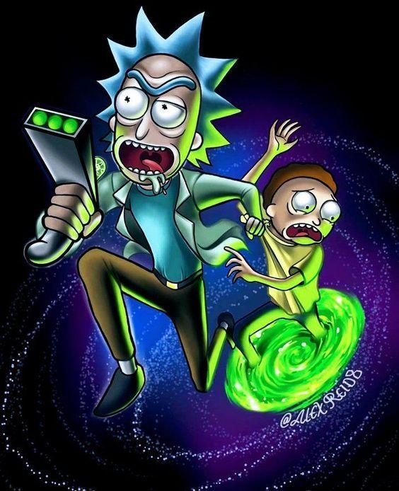 55 Wallpapers Rick And Morty Para Celular Rick And Morty Poster Rick And Morty Tattoo Iphone Wallpaper Rick And Morty