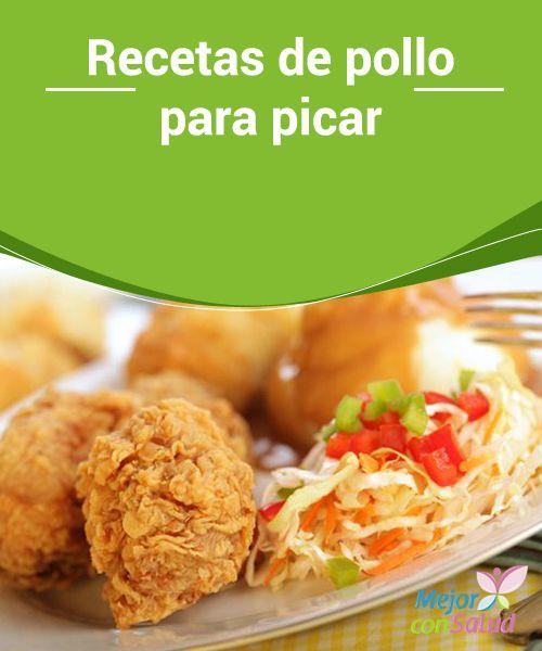 Recetas de pollo para picar te ha sobrado pollo de la for Una comida rapida