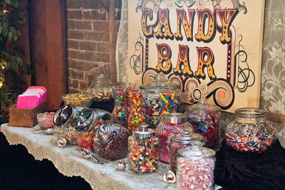 Candy bar disponible chez l'Usine à Bonbons ! http://www.usineabonbons.com/: