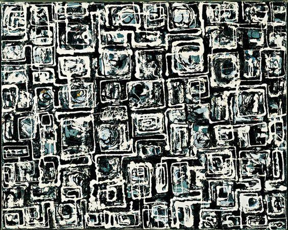 Art History Lesson: Lee Krasner   Underexposed