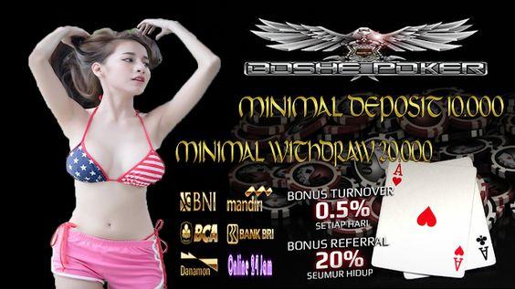 BOSHEPOKER - Agen Bandar Poker & Domino Terpercaya Online 24 jam D7498e99c01e1ffd8e29b81069cfe294