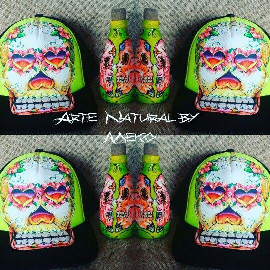 Nuestro linea#de gorras, Arte By Meko💀*