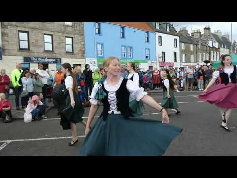 Scottish Highland Dancing 2019 Harbour Festival Anstruther East Neuk Of Fife Scotland Youtube Scottish Highland Dance Highland Dance Fife Scotland