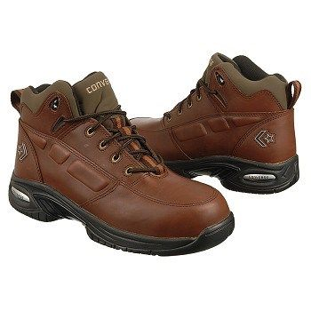 Converse Work Classic Athletic Hi-Top Boots (Brown) - Men's Boots - 13.0 W