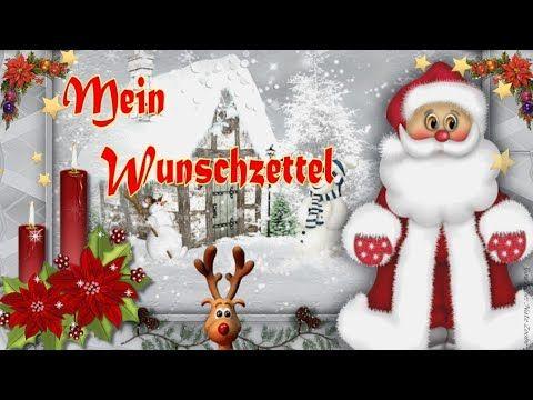 Mein Wunsch Zu Weihnachten Du Sollst Immer Gesund Und Glucklich Sein Youtube Wunsche Zu Weihnachten Weihnachtswunsche Gedicht Weihnachten
