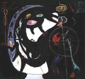 - (Jackson Pollock)