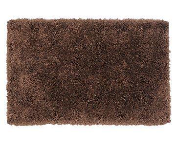 Tapetinho de Banheiro Edinburgo Chocolate - 43x75cm