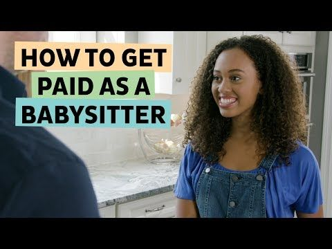 Babysitting Is A Job Here S How To Get Paid Babysitter Boss Babysitter Babysitting Jobs Babysitting