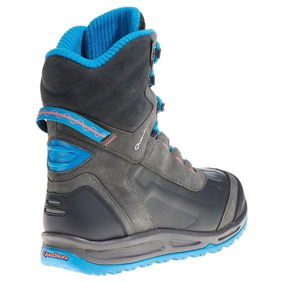 Chaussure Forclaz 900 Warm Ndy QUECHUA , Chaussures randonnée Quechua , Decathlon