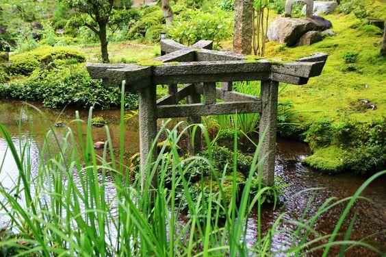 京都南禅寺だいねいけんの三柱鳥居