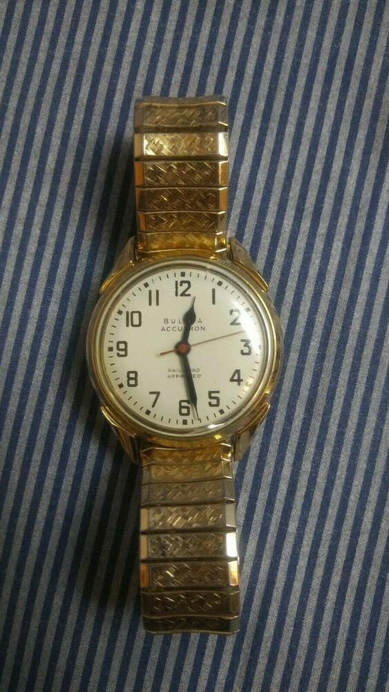 Ladies Vintage 10k Gold Filled Bulova Wrist Watch Jewelry Watches Jewelry Jewelry Wrist Watch