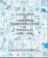 Catálogo de Carimbos Comemorativos de Portugal (1982 - 1998)