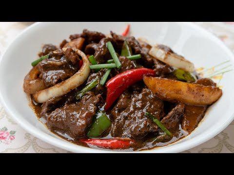 Kalau Ada Banyak Daging Korban Boleh Lah Masak Resepi Daging Yang Mudah Dan Sedap Iaitu Daging Masak Black Pepper Atau Dagi Merica Resep Masakan Asia Makanan