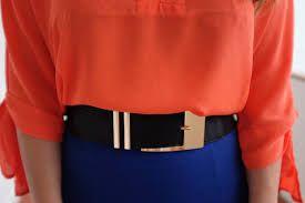 Resultado de imagem para look laranja