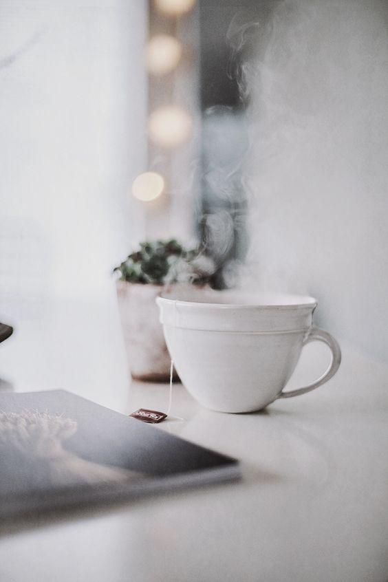 Fekete tea az egészséges fogakért