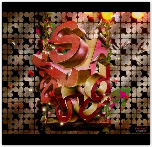 Tipografia creativa in 3D: bellissimi esempi di progetti grafici